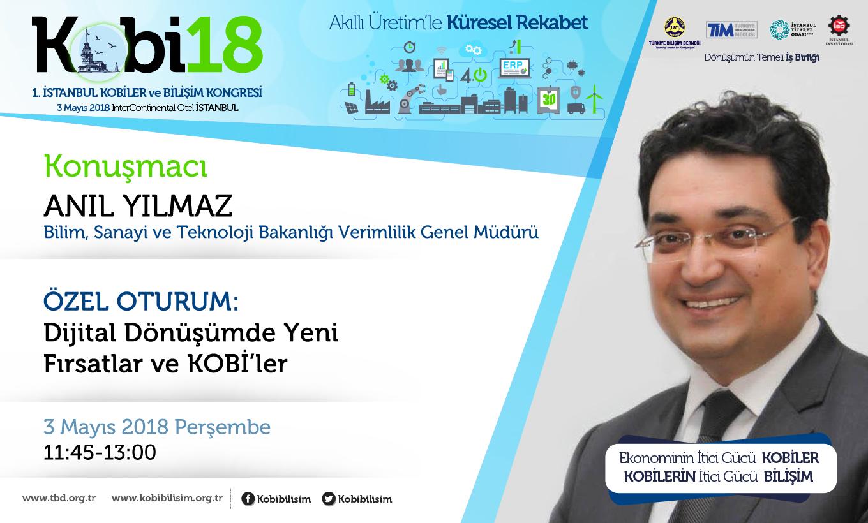 Kobibilisim-Anil Yilmaz
