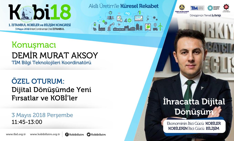 Kobibilisim-Demir Murat Aksoy
