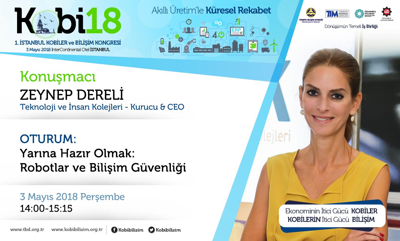 Kobibilisim-Zeynep Dereli