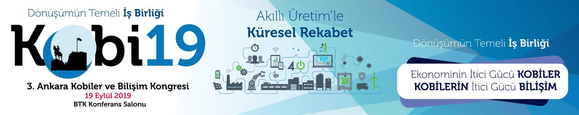 3. Ankara Kobiler ve Bilişim Kongresi 2019