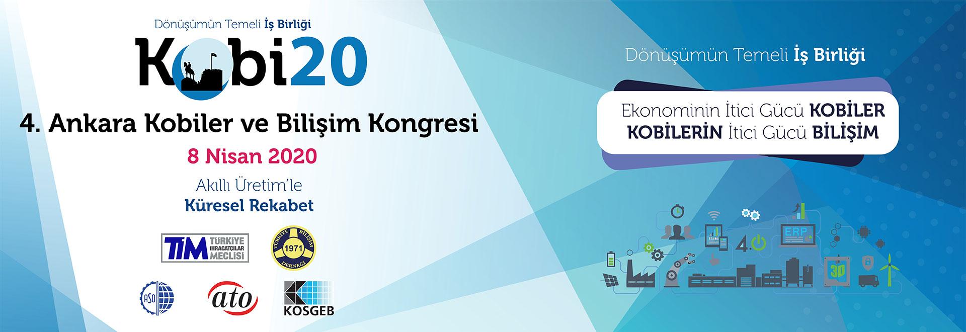 Kobiler ve Bilişim Kongresi 2020 Ankara