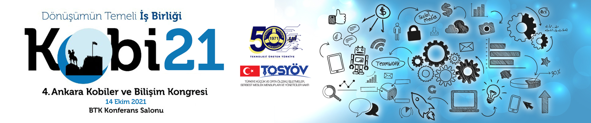4. Ankara KOBİ'ler ve BİLİŞİM Kongresi